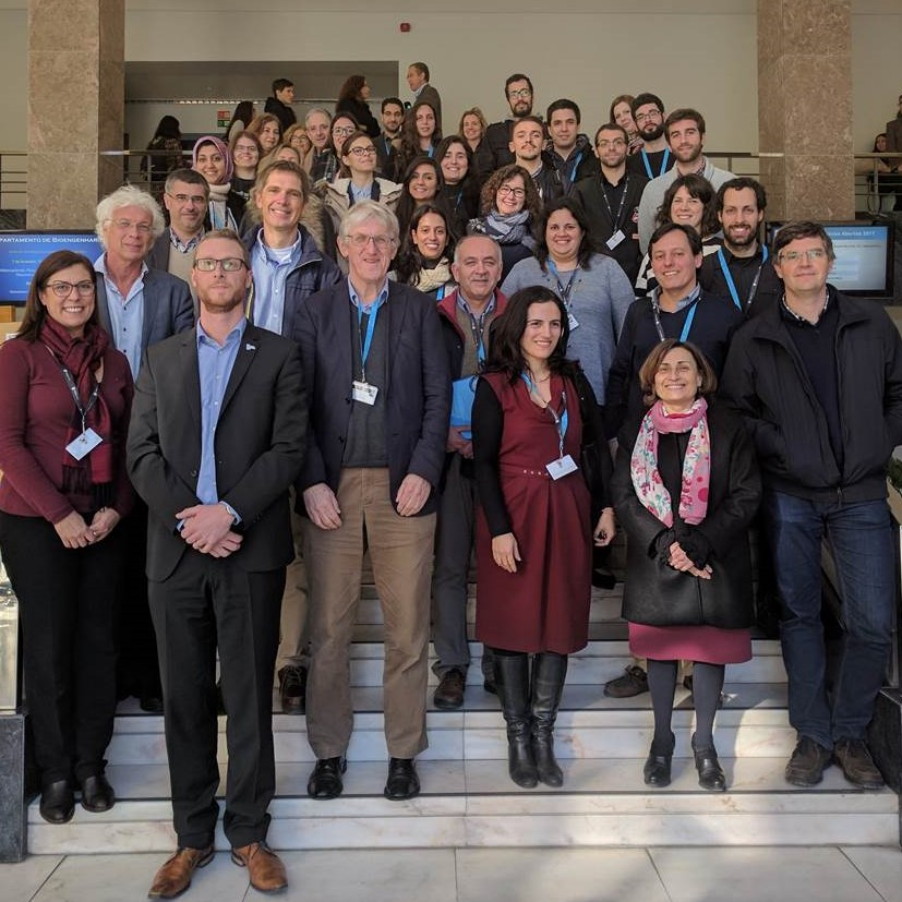 2nd Joint Workshop Group Photo