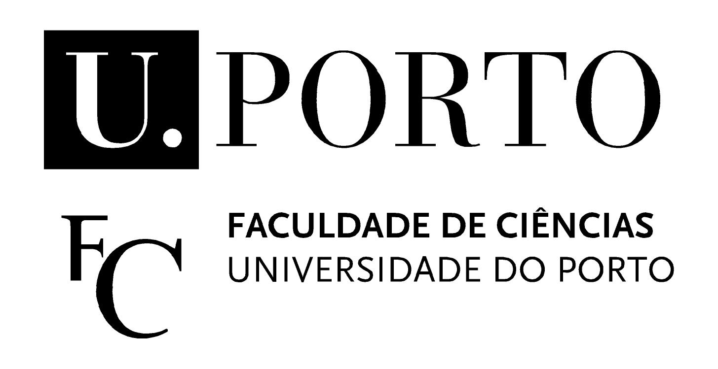 Logo FCUP preto